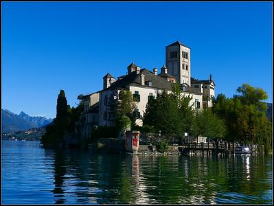 Isola San Giulio - Orta Lake (Novara)