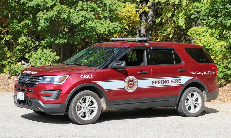 Car 1   2016 Ford Explorer