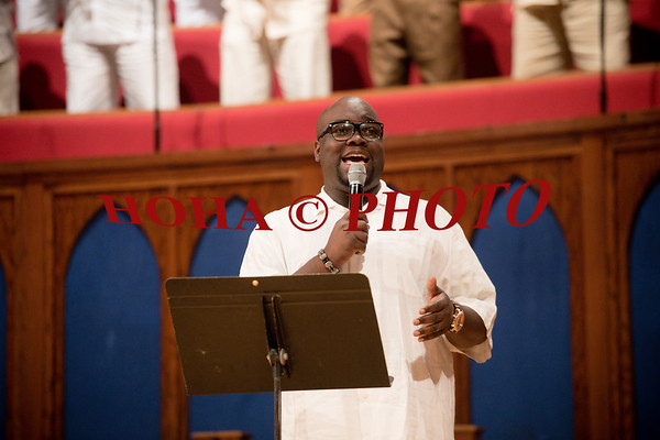 Church Service July 2017
