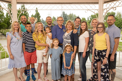 Allison's Family 2020