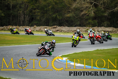 Race 1 - Open Superstock Exp & Nov