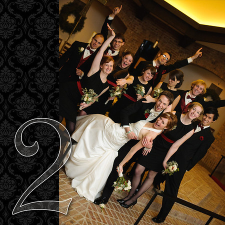 2 The Wedding Party