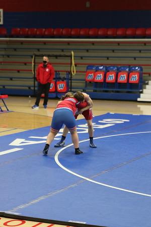 WWHS County Meet Wrestling 1-14-21