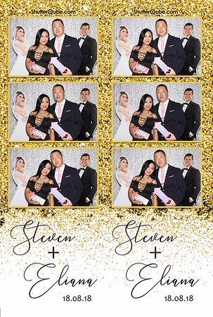 Steven & Eliana 08/18/18, Houston, TX