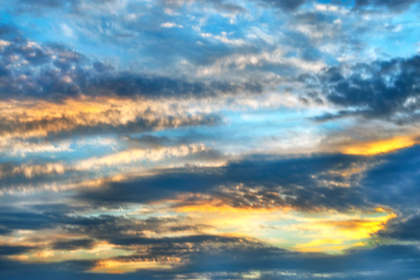 Skies, Clouds, Sunsets