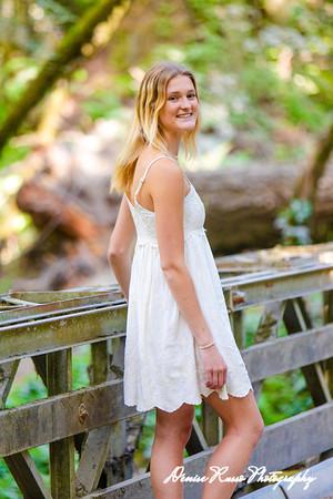 Sarah Senior Photo