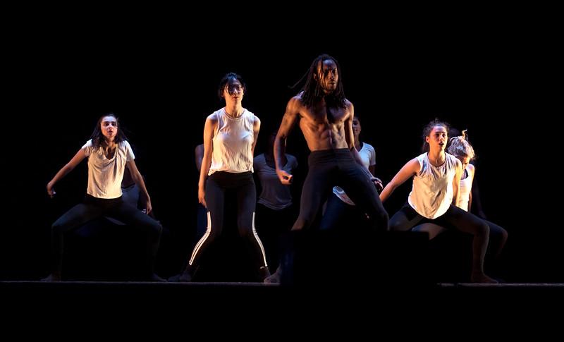 Dance Workshop Fall 2017