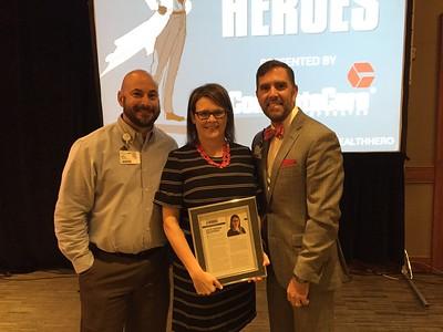 Healthcare Heroes Awards (Nov. 2016)
