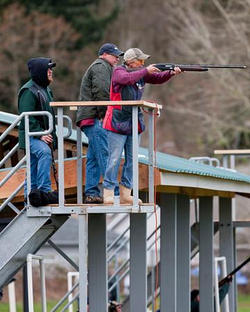 Portland Gun Club March Shoot