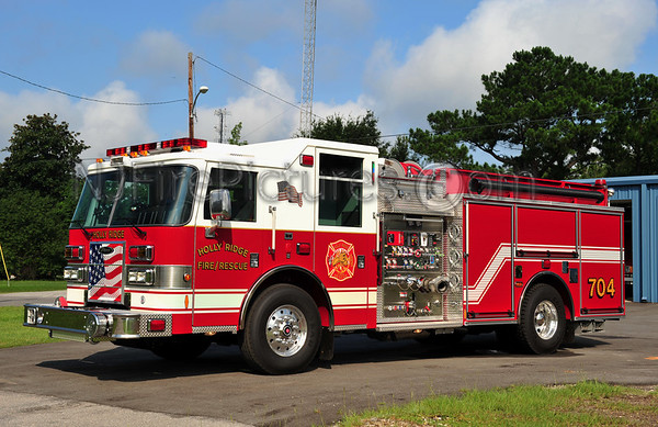 ONSLOW COUNTY FIRE APPARATUS