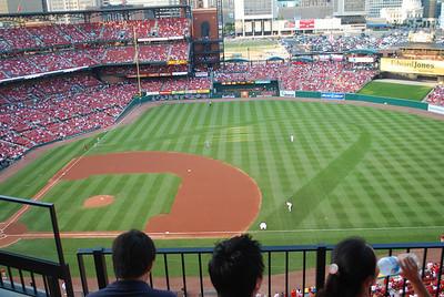 Cardinals vs. Reds (August 12, 2009)