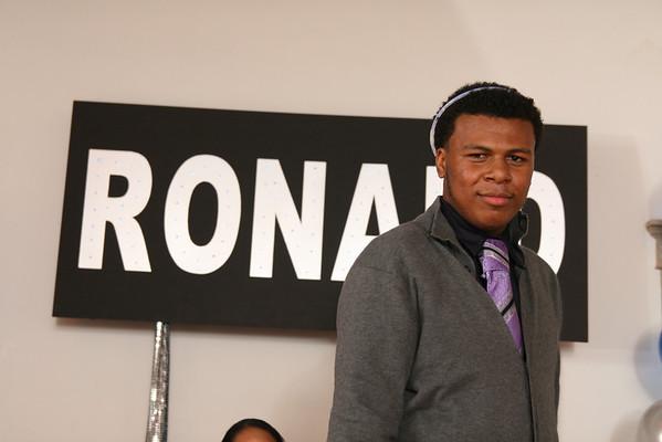 Ronald's Stunna 16th
