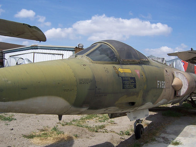 F-104G Planes of Fame
