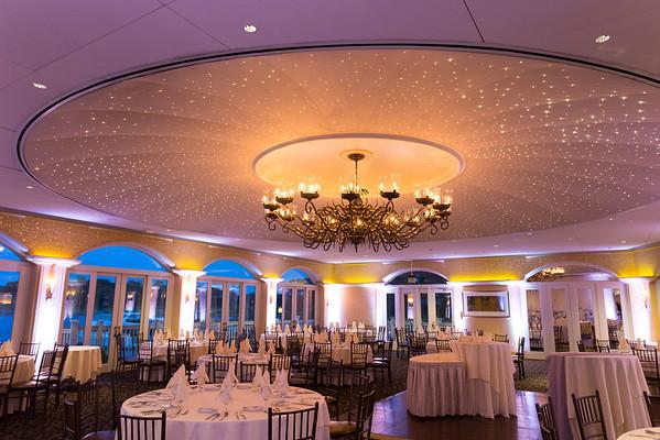 Wedding Lighting and Terrace