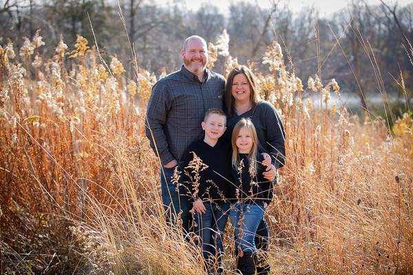 Hoover Family 2020