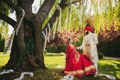 Amanjot & Ricky Wedding