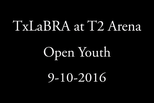 9-10-2016  Open Youth