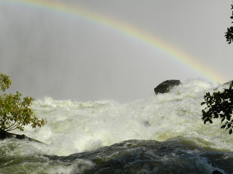 127 - Rainbow - Vic Falls - Anne Davis