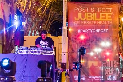 Post Street Jubilee