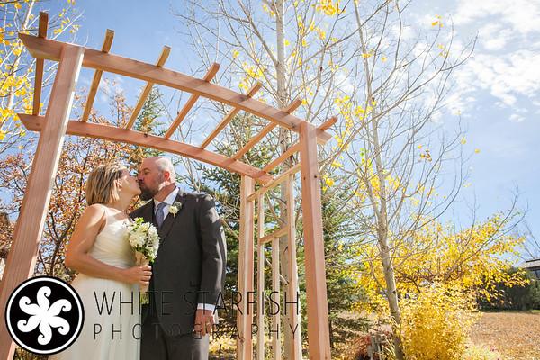 Vail Wedding Photographer - Lynn and Andy