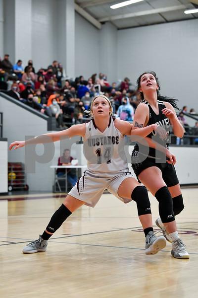 21_1_28 Dover @ Perryville Sr Girl Basketball
