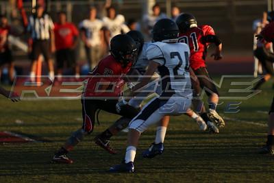 Freshman Game 8 San Juan Hills