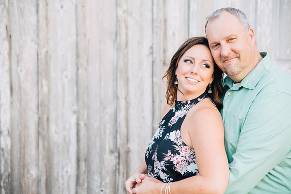 Crystal & Jeff's Engagement Session