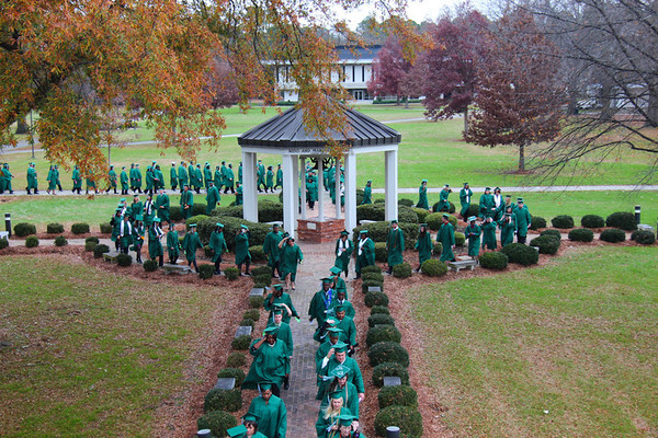 Commencement – Fall 2013