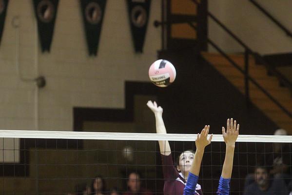Davis Co. Volleyball Vs. Albia