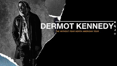 Dermot Kennedy - Without Fear Tour