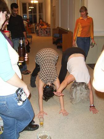 VC Yoga Class