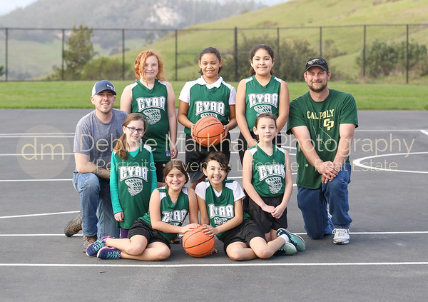 2017 Spring Basketball
