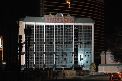 Frontier Hotel Implosion - Las Vegas, Nov. 2007