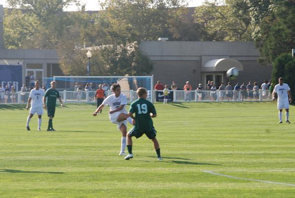 MU Soccer vs Loyola