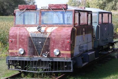 Railway Museum of Eastern Ontario - 14 September 2019