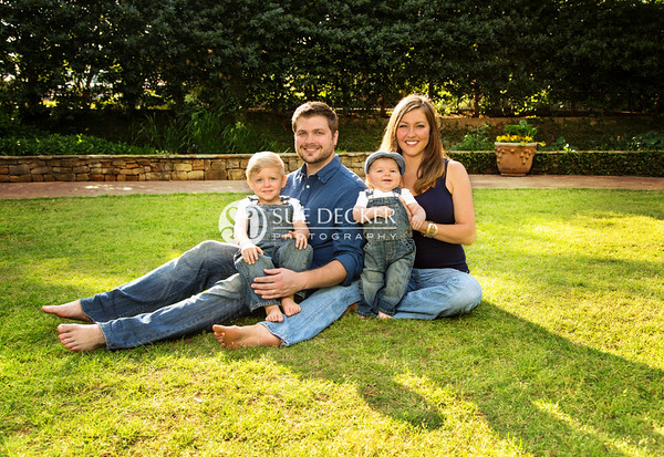 Freeman Family Portraits