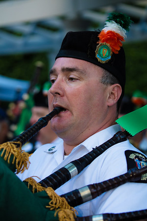 Police Week - 22th Annual Emerald Society & Pipe Band March and Service (2016)