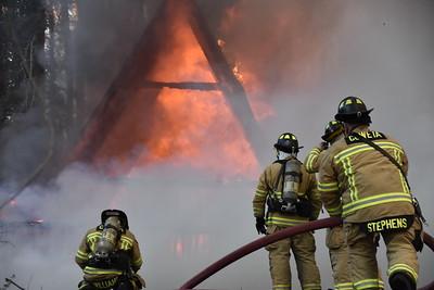 Burpees Mil Estate Fire