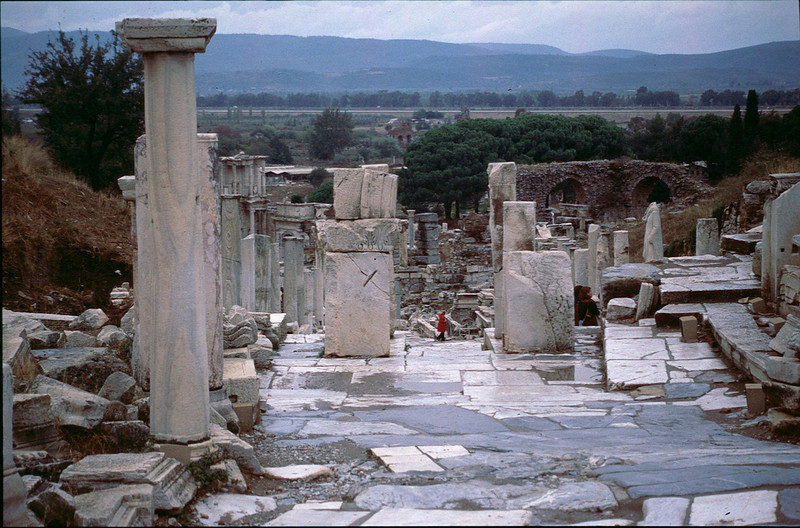 In its time, Ephesus rivaled Rome