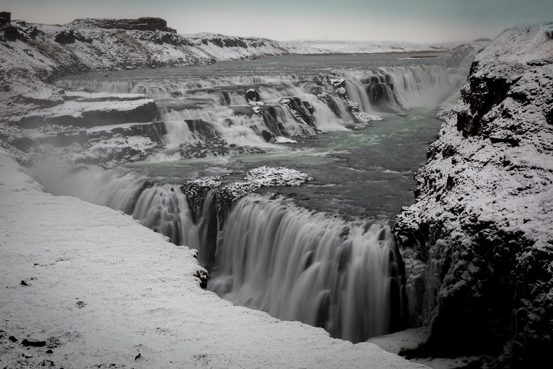Gullfoss, one of top 10 world waterfalls