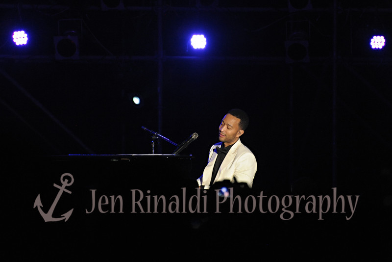 John Legend Concert - Kadena Air Base - Okinawa, Japan 10/12/15