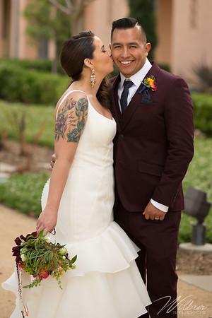 De La Cruz Wedding