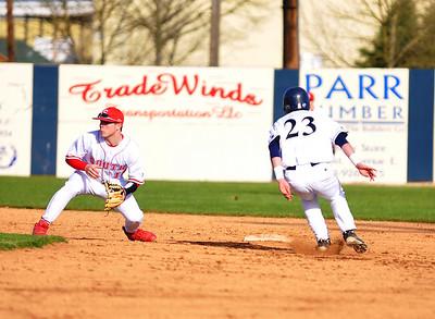 West Albany vs. South Salem Baseball