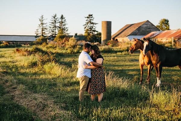 Ajish & Julia | Engaged '19