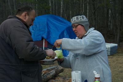 Fishing retreat May 2014