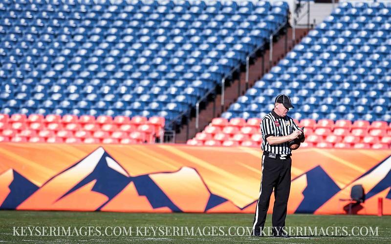 2013 Colorado 4A Football - Pine Creek vs Montrose