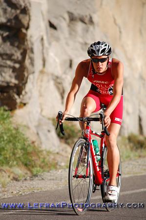 Donner Lake Triathlon Bike 2012