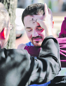 east-texans-to-mark-the-start-of-lent-with-ash-wednesday-services