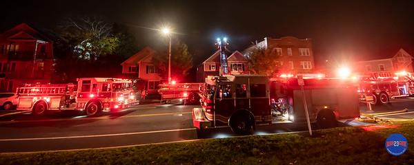 2 Alarm Structure Fire - 237 Zion St, Hartford, CT - Unknown Date