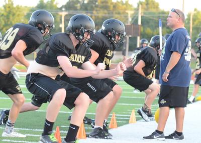 Football - LHS 2016 - Practice
